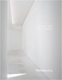 Lighting for art galleries