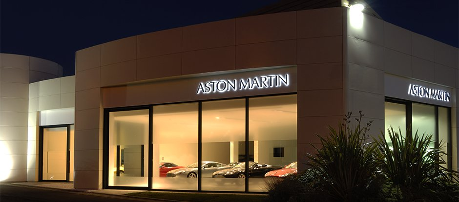 Luxury Showroom