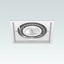recessed palla 130 in out square trim